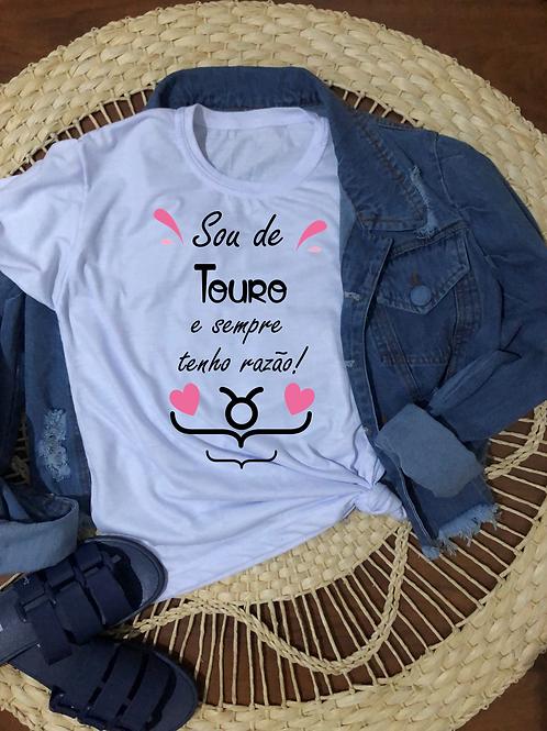 Camisa Signo Touro