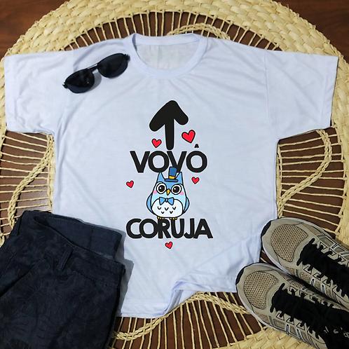 Camisa Vovô Coruja