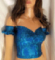 blue mermaid off shoulder top 2.jpg