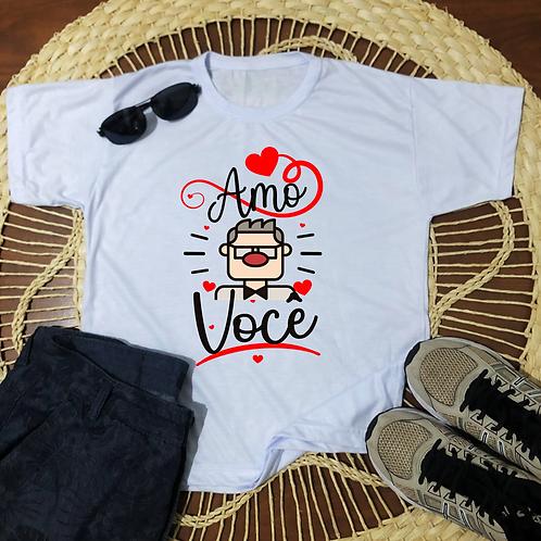 Camisa Amo Você