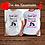 Thumbnail: Camisa Casal Que Ora Junto Fica Junto Para Sempre (Masculino)