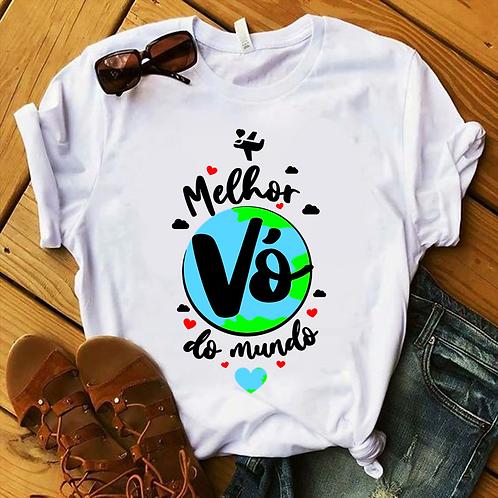 Camisa Melhor Vó