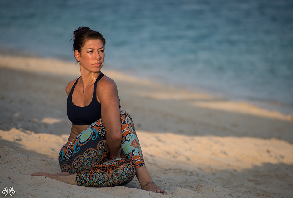 Natasha Yoga Instructor
