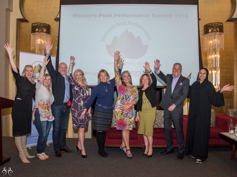 Events_Women's Peak Performance Summit 2016