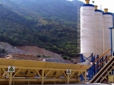 WHST IS CONCRETE MIXING PLANT