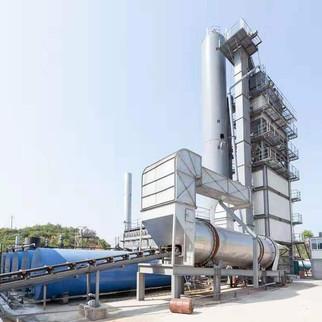 LB1000_LB1500 Asphalt Batch Plant with B