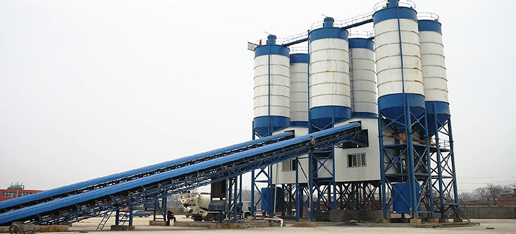 XDEGROUP HZS90 90m3/h Ready Mixed Concrete Batching Plant Price for Sale