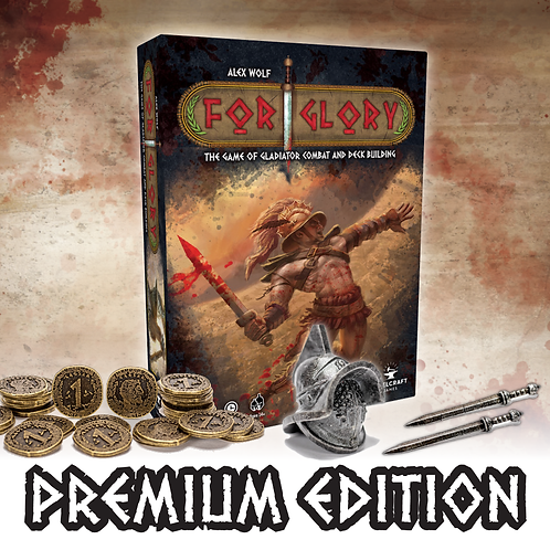 For Glory - Premium Edition