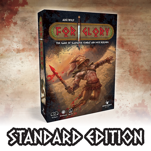 For Glory - Standard Edition (Pre-Order)