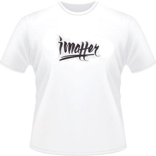 Men's #iMatter Paintbrush Tee