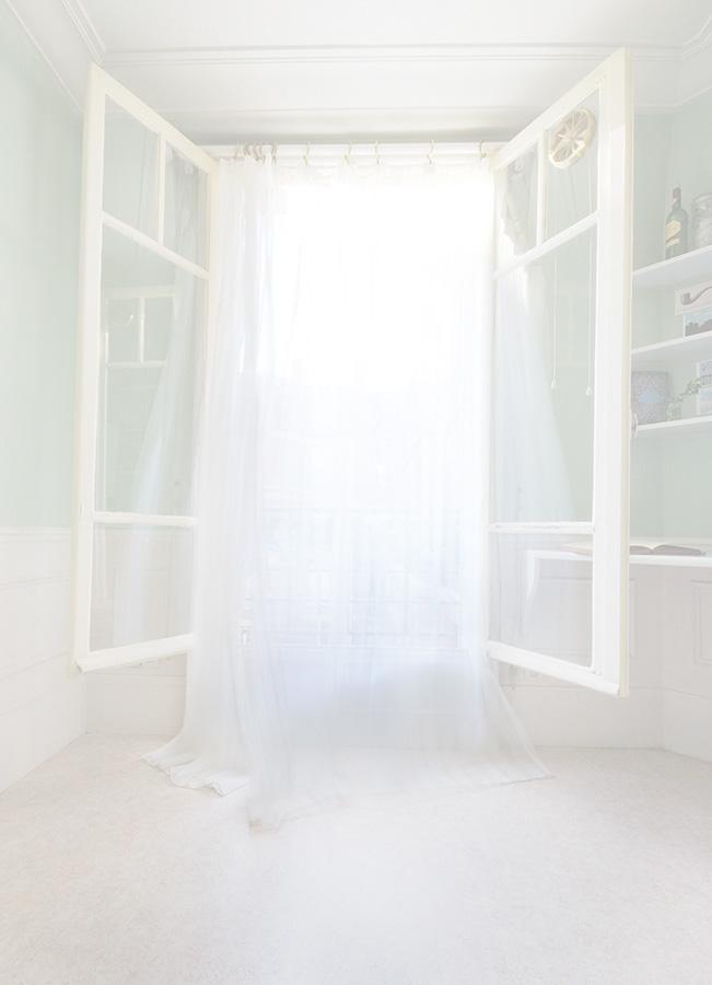 Paysage d'une fenêtre #13