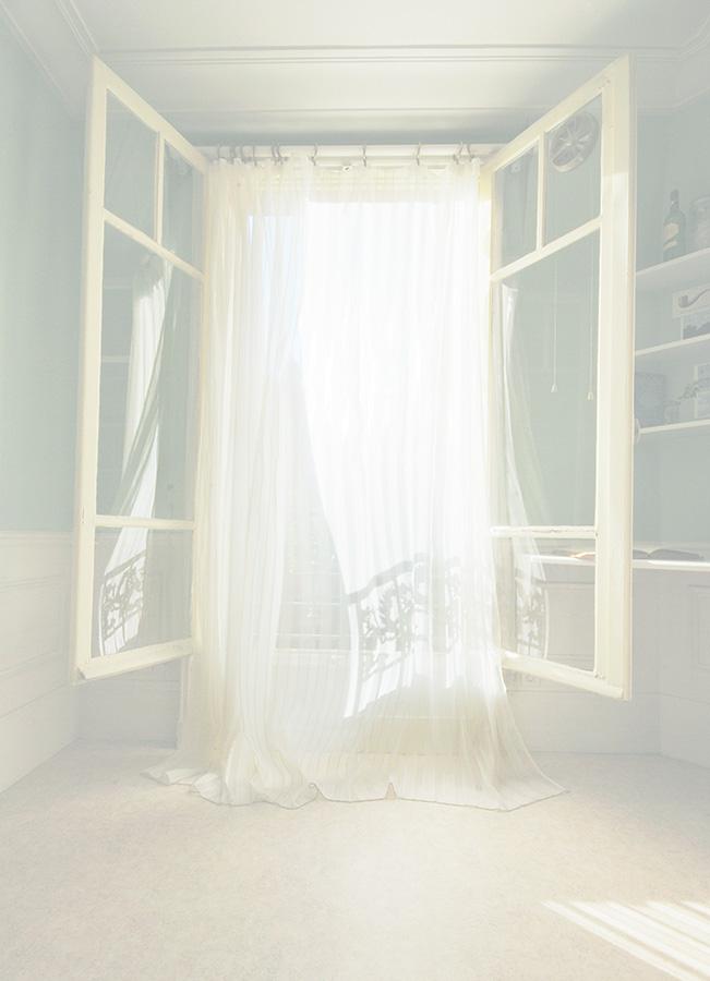 Paysage d'une fenêtre #03