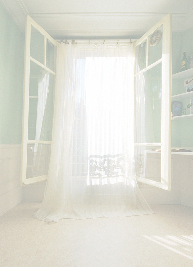 Paysage d'une fenêtre #01