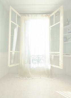 Paysage d'une fenêtre #07