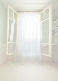 Paysage d'une fenêtre #09