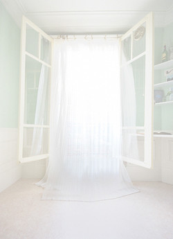 Paysage d'une fenêtre #15