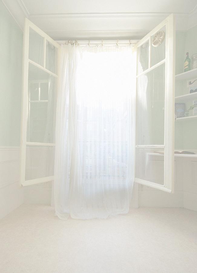 Paysage d'une fenêtre #10