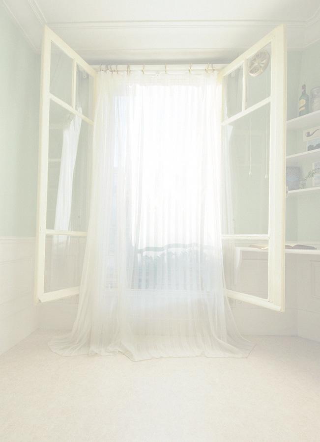 Paysage d'une fenêtre #08