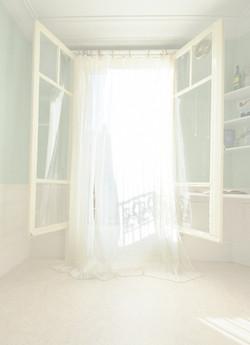 Paysage d'une fenêtre #06