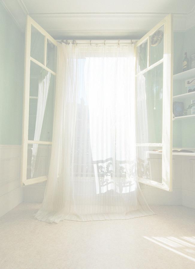 Paysage d'une fenêtre #02