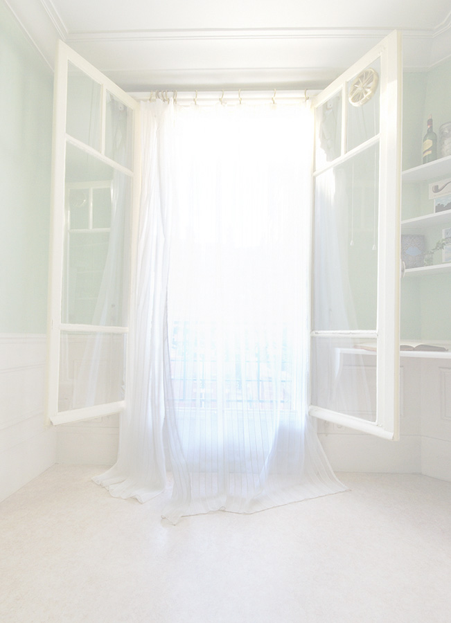 Paysage d'une fenêtre #12