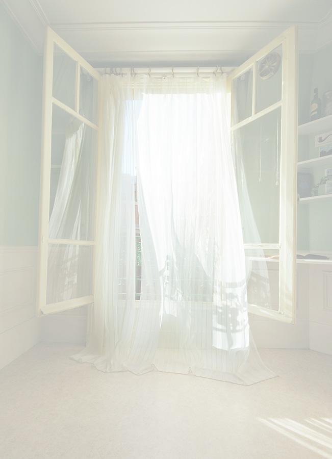 Paysage d'une fenêtre #05