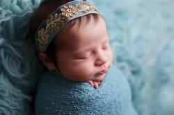 Anaheim hills newborn photograp