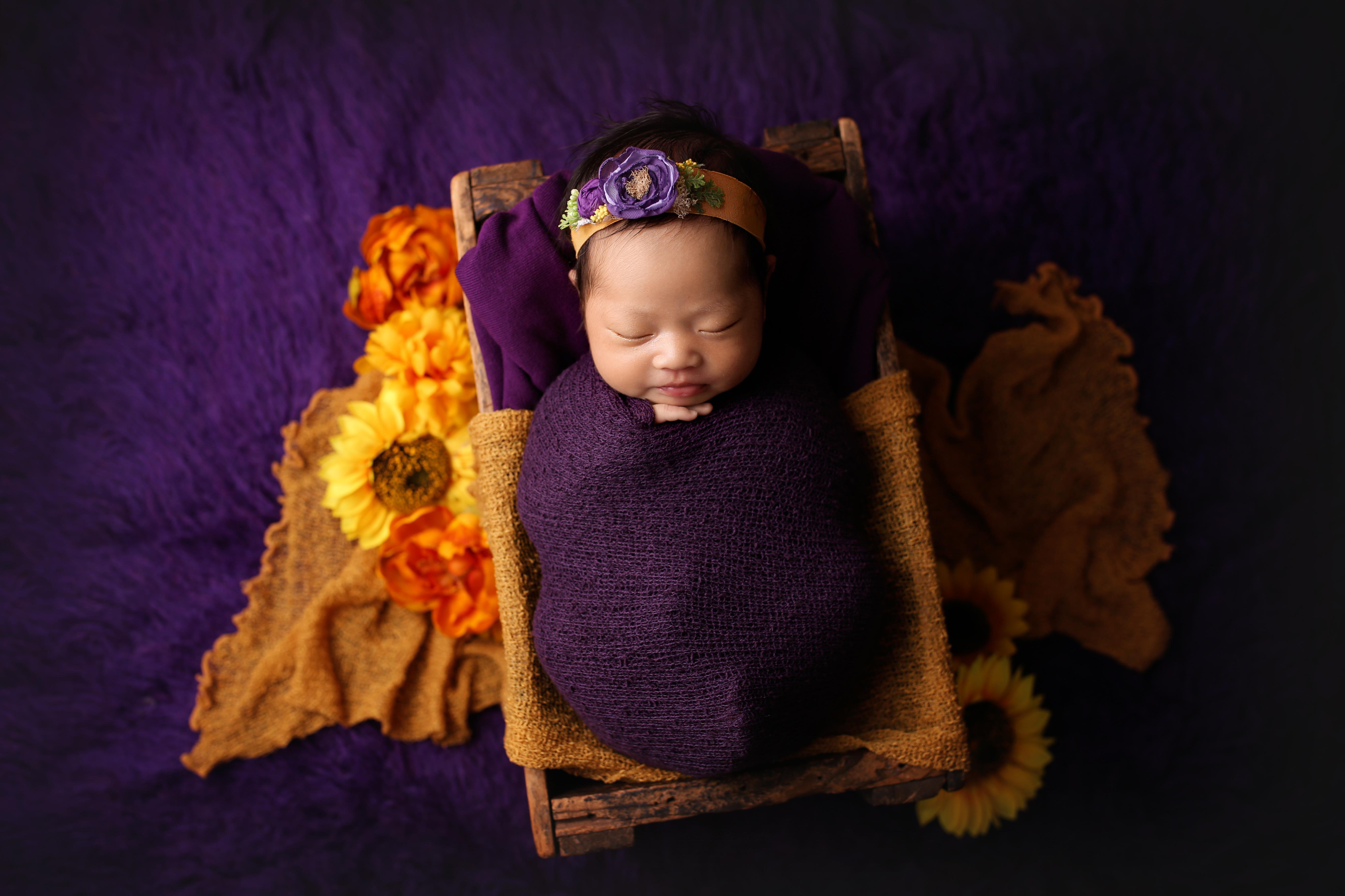 Temecula newborn baby photos
