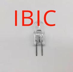 12V20W G4 tungsten halogen lamp