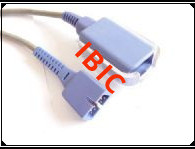 Nellcor Spo2 adapter cable DB9pin to DB9
