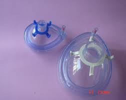 Masque de coussin d'air d'anesthésie