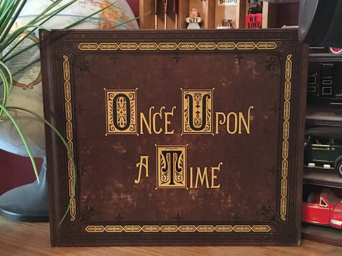 Henry's Once Upon A Time Book