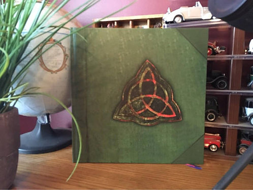 "Book of Shadows (12"" x 12"")"