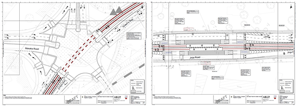 Designs from 2012-13 ROM/Arup joint venture project for Kampala BRT