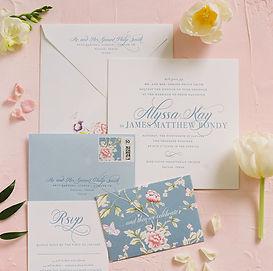 George W. Bush Presidentia Library Wedding, Dallas Wedding Invitation, Chinoiserie Wedding, Dallas Wedding