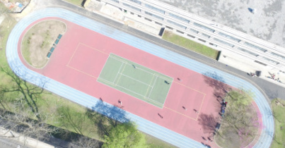 IN-Tech Track and Field