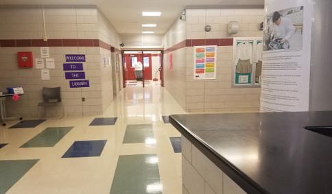 IN-Tech Hallways