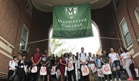 CBI Tour of Manhattan College