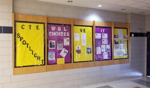 CTE Bulletin Board
