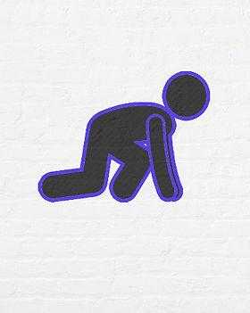 Boys Varsity Track Logo