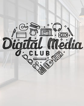Digital Media Club Logo
