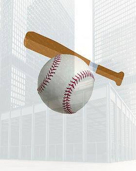 Varsity Baseball Logo