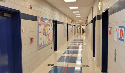 IN-Tech Hallway