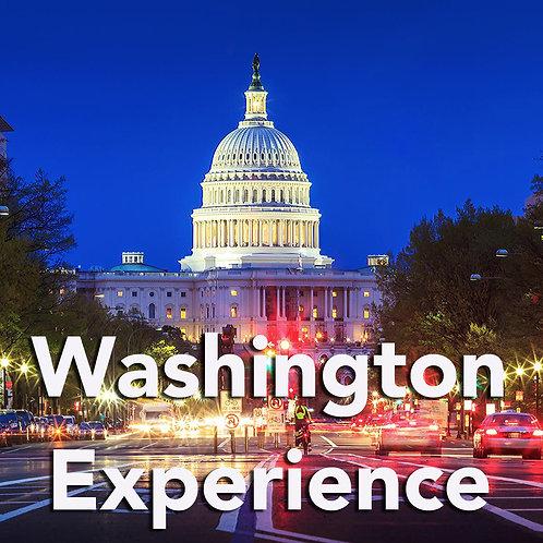 Washington DC Advocacy Trip - $250/$500