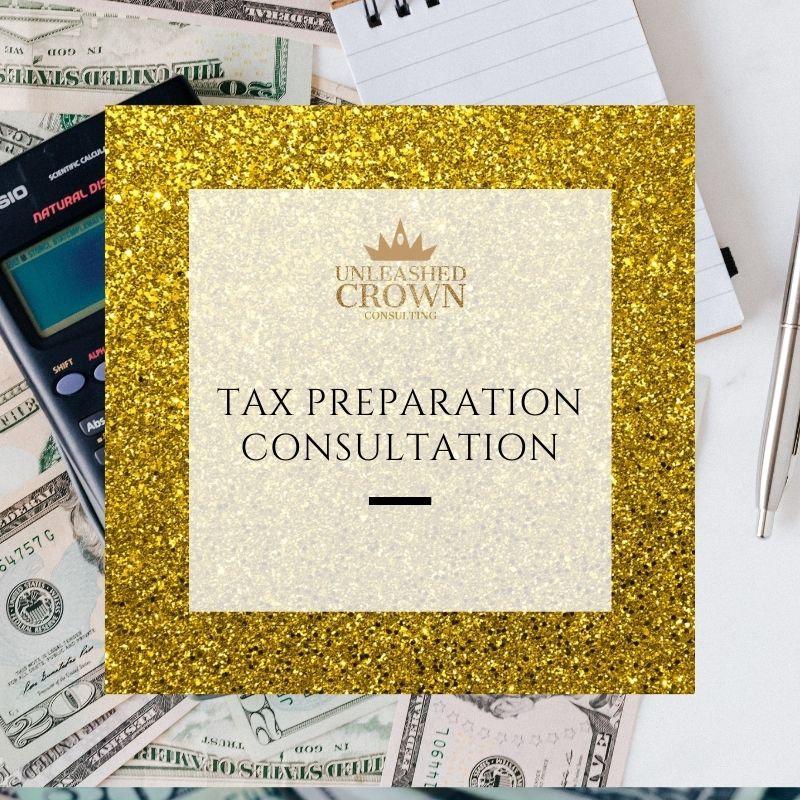 Tax Preparation Consultation