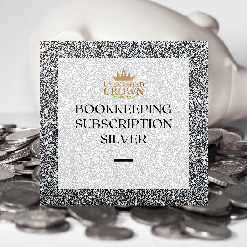 Bookkeeping Subscription - Silver