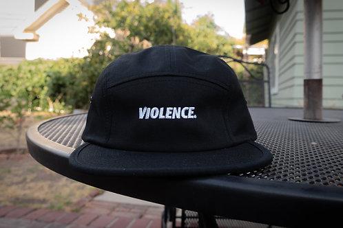 VIOLENCE. 5-Panel Hats