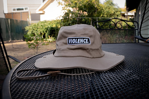 VIOLENCE. Boonie Hats