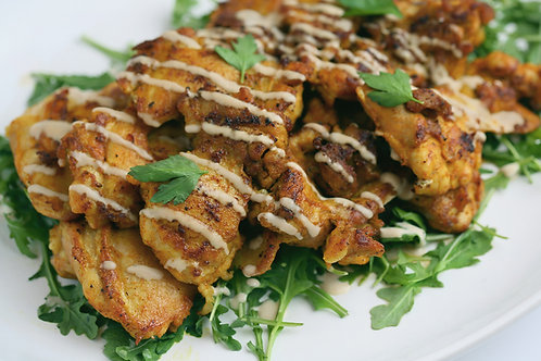 Shawarma Spiced Chicken