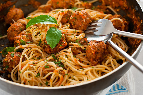Spaghetti and Beyond Meatballs